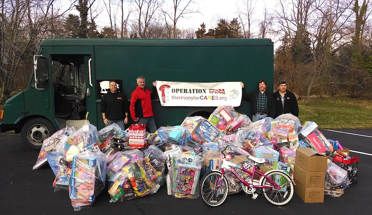 TST Toys for Tots 2013 - McLean