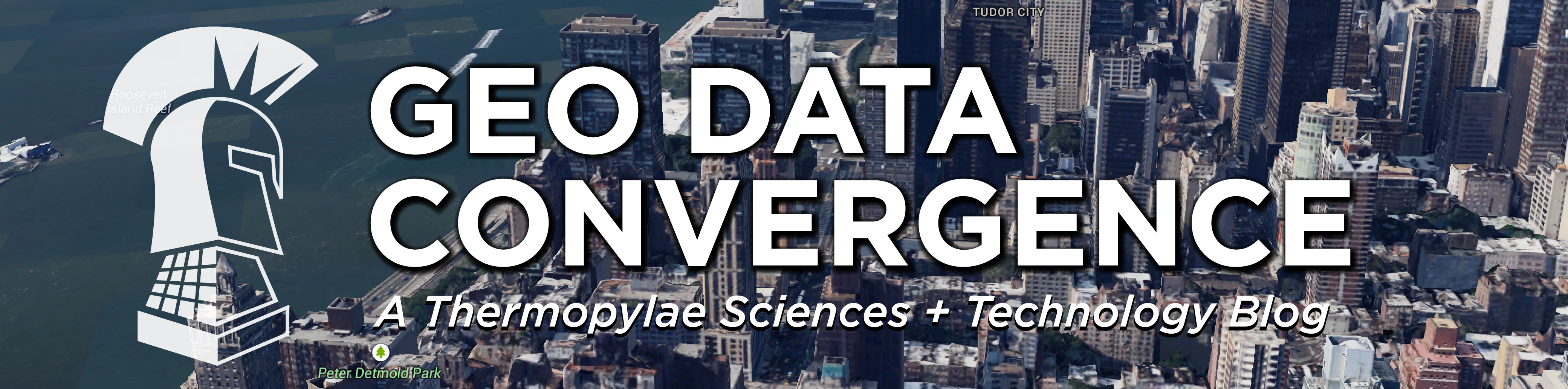 Geo Data Convergence: A Thermopylae Sciences + Technology Blog