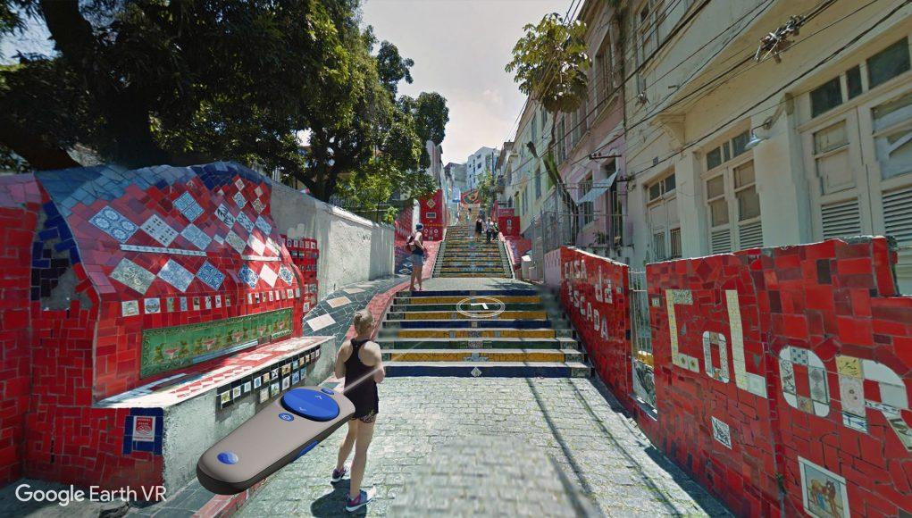GE Street View Nav